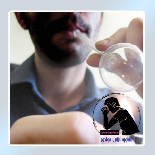 پادزهر مصرف شیشه